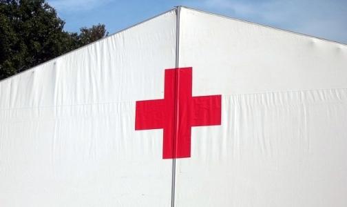 Петербургские врачи несут вахту в лагерях для беженцев из Украины