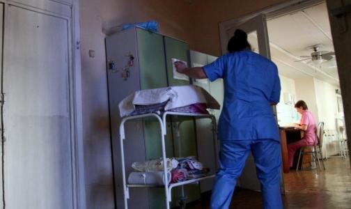 Перегрузка в петербургских роддомах провоцирует инфекционные заболевания у новорожденных