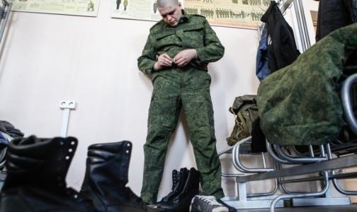 Весенний призыв-2014: у петербуржцев – сколиоз, у москвичей – понос