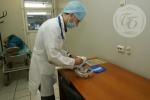 В приемный покой больницы им. Боткина «доставлен» пациент из Нигерии с лихорадкой Эбола: Фоторепортаж
