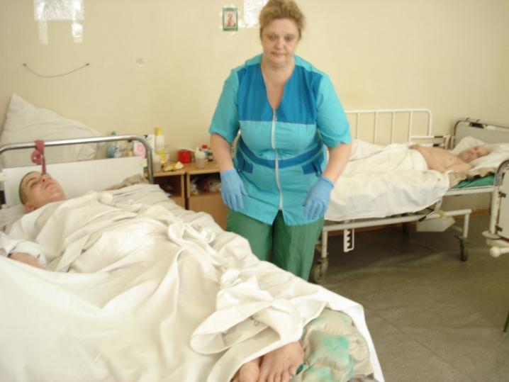 В Петербурге ищут койки сестринского ухода