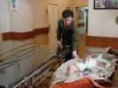 В Петербурге ищут койки сестринского ухода: Фоторепортаж