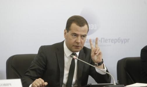 Медведев: Эмбарго на импортные лекарства быть не может