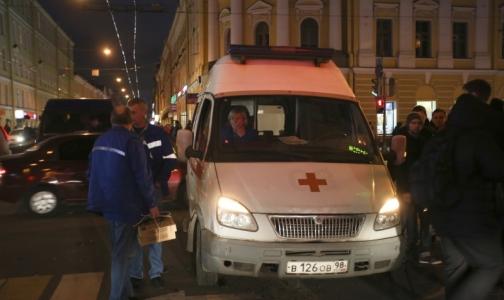 Вероника Скворцова: В Петербурге «Скорая» довозит пациента с места ДТП в больницу за 6 минут