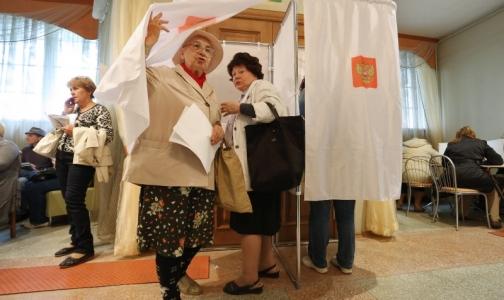 На избирательных участках Петербурга можно не только проголосовать, но и попасть к врачу