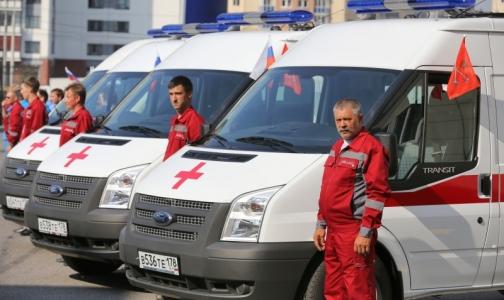 В Петербурге создают Фонд поддержки работников «Скорой»