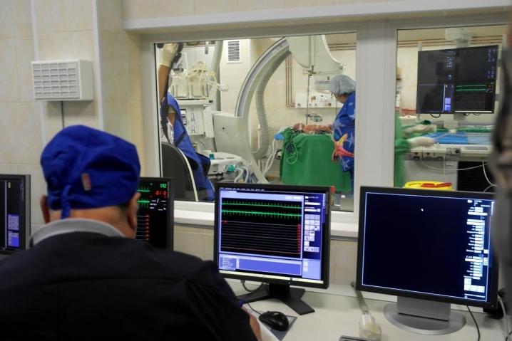Самая большая реанимация для новорожденных в России открылась в петербургской больнице