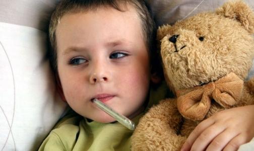 Роспотребнадзор: 9 тысяч петербуржцев ежедневно заболевают ОРВИ