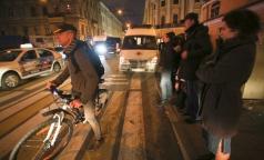 У врачей петербургской «Скорой» украли кардиометр, пока они грузили пациентку в машину