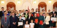 В Смольном узнали, где работают лучшие детские врачи: Фоторепортаж