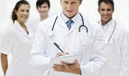 Медики и фармацевты Петербурга меньше других рискуют потерять работу в кризис