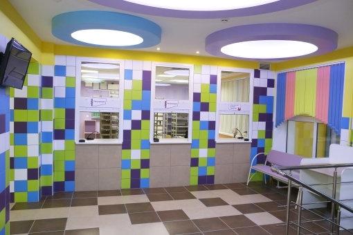 На Олеко Дундича открыли детскую поликлинику после ремонта