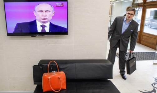 Путин: 2015 год станет национальным годом борьбы с сердечно-сосудистыми заболеваниями