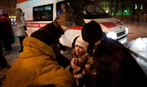 Смольный назвал число петербуржцев, пострадавших от гололеда