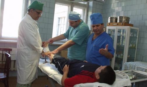 В петербургской поликлинике некому делать перевязки детям — посылают в больницу