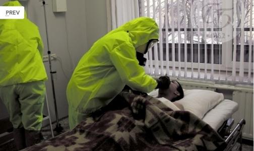 Минздрав: в Россию может быть завезен вирус Эбола