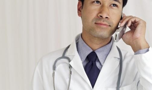 Врач рассказал пациентам, как надо общаться со своим доктором по телефону