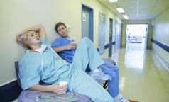 Что и кто мешает работать врачам поликлиники №4 Василеостровского района