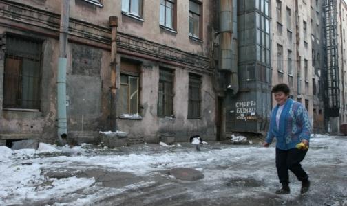 В Петербурге снова гололед — полтысячи пострадавших за неделю