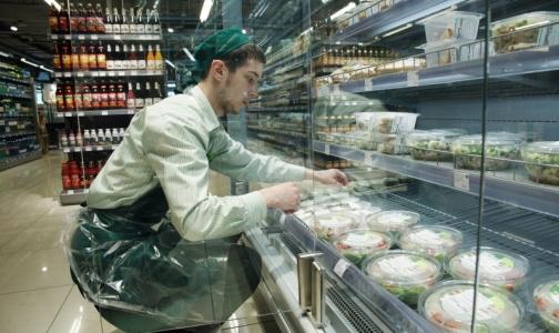 Изготовителя опасного оливье для петербургских супермаркетов оштрафовали на 100 тыс рублей