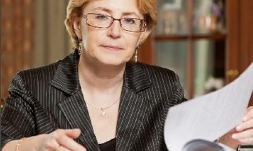 Министр здравоохранения РФ потеряла влиятельность