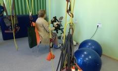 В НИИ скорой помощи открылось отделение реабилитации
