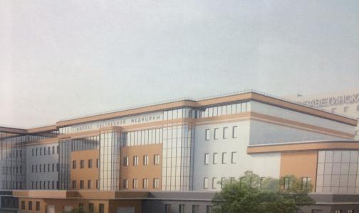 В Елизаветинской больнице построят новый корпус для «экстренных» пациентов