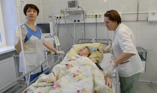 В кризис город планирует вылечить больше петербуржцев, чем в некризисном 2014 году