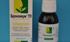 ФАС: реклама лекарства от кашля «Бронхикум» недостоверна