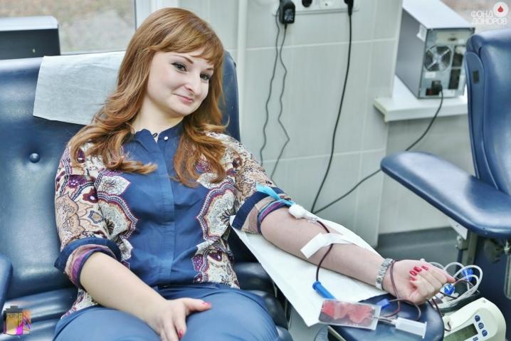 Молодежный день донора в Петербурге пройдет в 17 пунктах службы крови