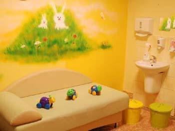 Многопрофильная семейная клиника «Роддом на Фурштатской»*****