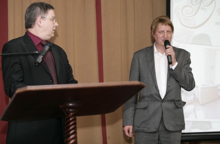 Петербургский журнал «Город812» наградил лидеров рейтинга-2015 среди частных клиник