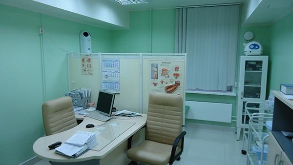 Многопрофильный медицинский центр «ЛенМед» *****