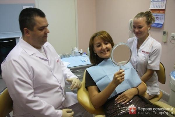 «Первая семейная клиника Петербурга» на Коломяжском проспекте*****