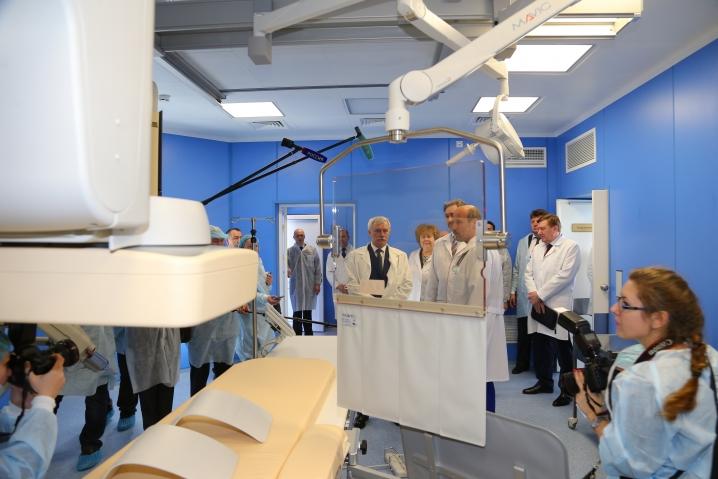 Пациентам с туберкулезом будут делать операции на сосудах в профильном НИИ