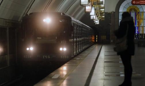 Летом в петербургском метро могут появиться вагоны для инвалидов и беременных
