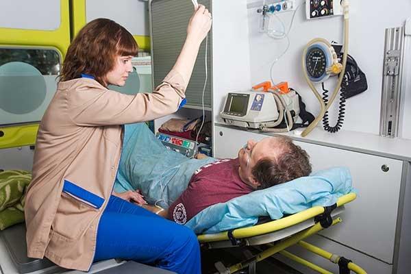 Частная скорая помощь «CORIS assistance» *****