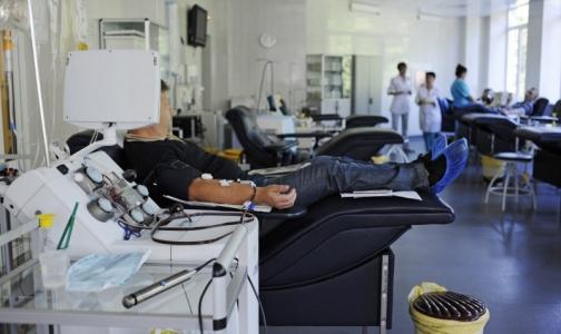 Почему в Петербурге желающие сдать кровь не могут этого сделать