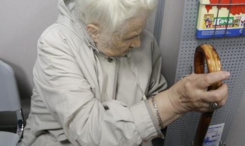 Ветеран войны пожаловалась на избиение в петербургской поликлинике