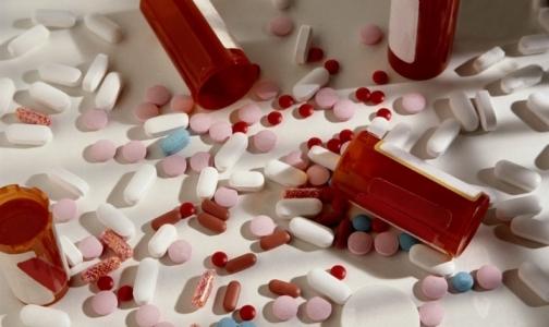 В апреле Россия уменьшила закупки импортных лекарств