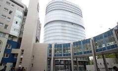 Новый корпус центра Алмазова готовится принимать первых пациентов