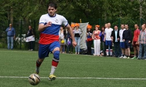 Завтра в Петербурге врачебные футбольные команды встретятся в полуфинале
