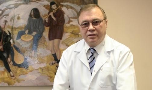 Уходя из Центра СПИД, академик Беляков обратился с открытым письмом к вице-губернатору