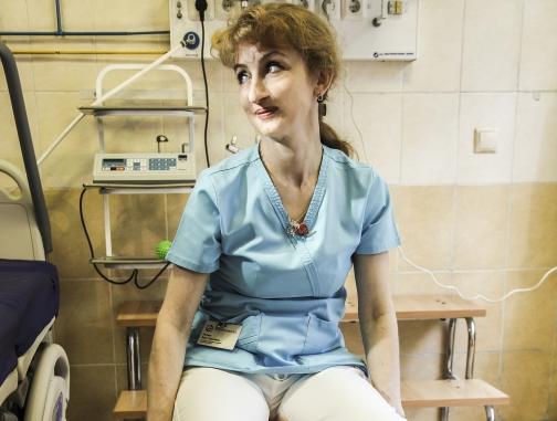 В Петербурге наградили лучших врачей и медсестер
