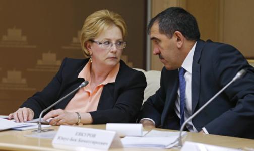 Министр здравоохранения разложила причины смертности «по полочкам»