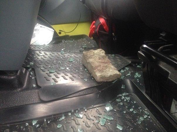 Из реанимобиля скорой помощи преступники украли рации