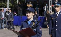 Число девушек среди курсантов ВМА выросло вчетверо