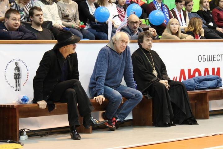 """Благотворительная акция """"Люди ради людей"""" - впервые в Петербурге"""