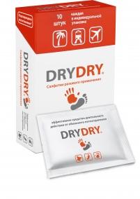 Dry Dry – секрет вашей безупречности