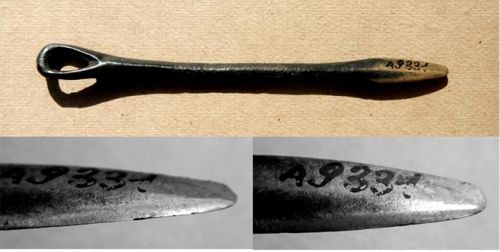 Археологи выяснили, каким был арсенал сибирского хирурга 2,5 тысячи лет назад
